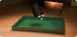 mobile video game newton's dice 3D for iOS
