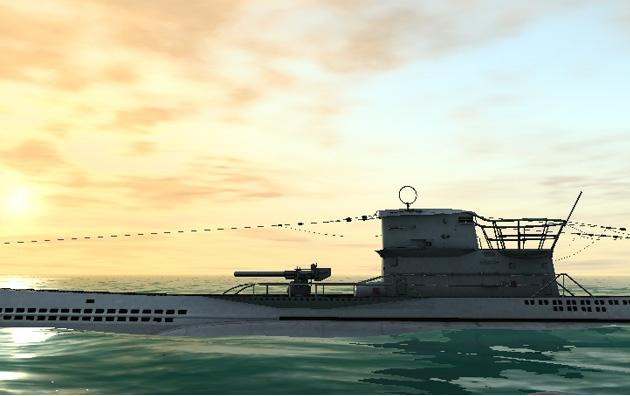 wota wolves atlantic mobile submarine simulation